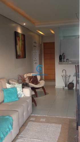 Apartamento, código 9160 em Caraguatatuba, bairro Indaiá