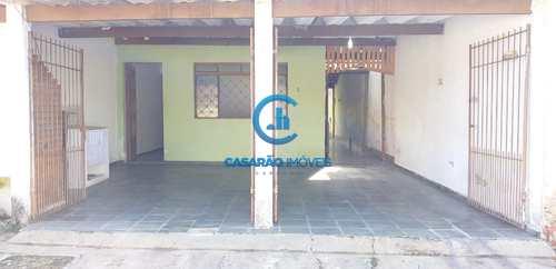 Casa, código 9161 em Caraguatatuba, bairro Indaiá