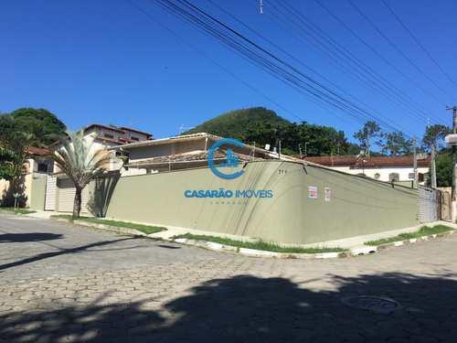Casa, código 9166 em Caraguatatuba, bairro Martim de Sá