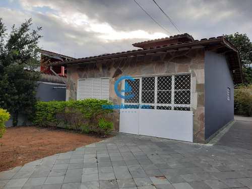 Casa, código 9170 em Caraguatatuba, bairro Caputera