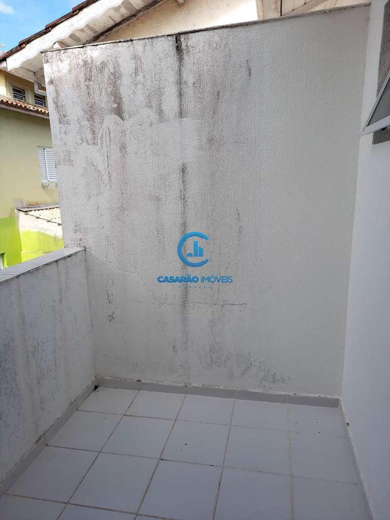 Sobrado de Condomínio em Caraguatatuba, no bairro Jardim Aruan