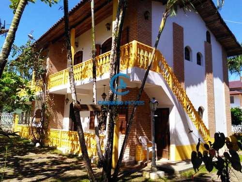 Casa de Condomínio, código 9184 em Ubatuba, bairro Balneário Maranduba