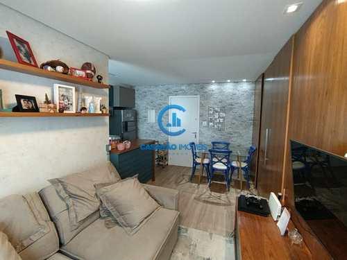 Apartamento, código 9189 em Caraguatatuba, bairro Martim de Sá