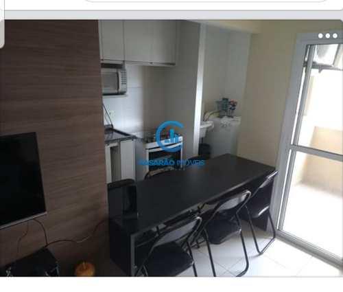 Apartamento, código 9190 em Caraguatatuba, bairro Indaiá