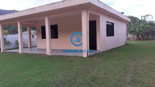 Casa, código 9192 em Caraguatatuba, bairro Capricónio III