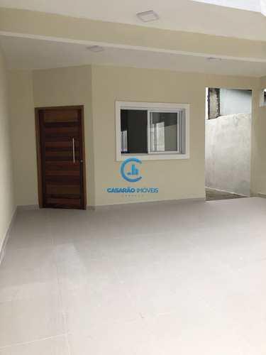 Casa, código 9197 em Caraguatatuba, bairro Jardim Jaqueira