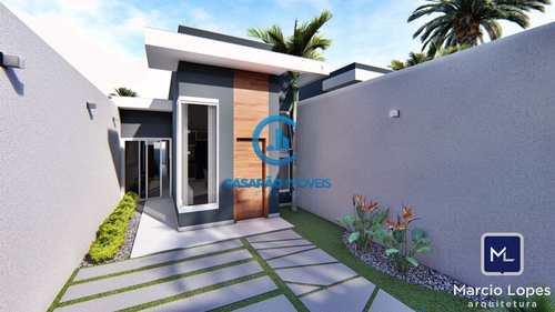 Casa, código 9200 em Caraguatatuba, bairro Balneário Recanto do Sol