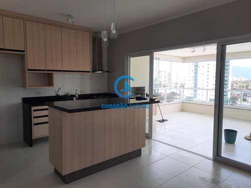 Apartamento, código 9201 em Caraguatatuba, bairro Indaiá