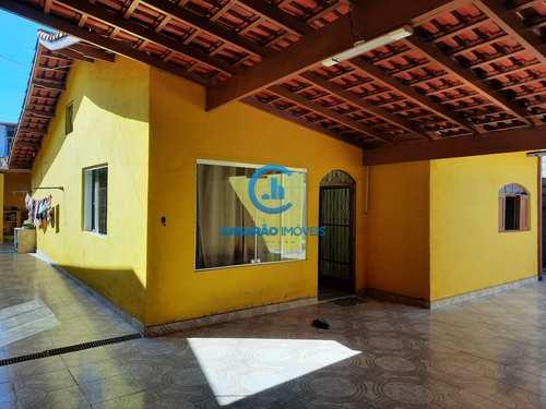 Casa, código 9207 em Caraguatatuba, bairro Tinga