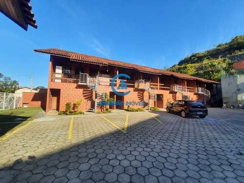 Casa de Condomínio, código 9210 em Caraguatatuba, bairro Prainha