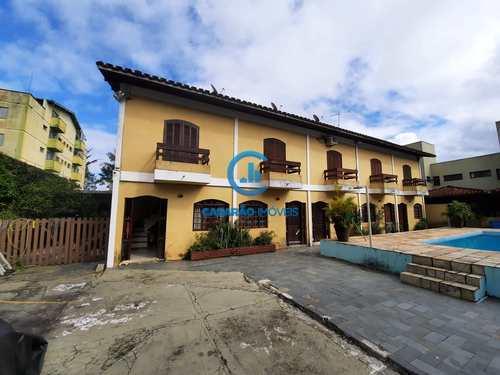 Sobrado de Condomínio, código 9211 em Caraguatatuba, bairro Martim de Sá