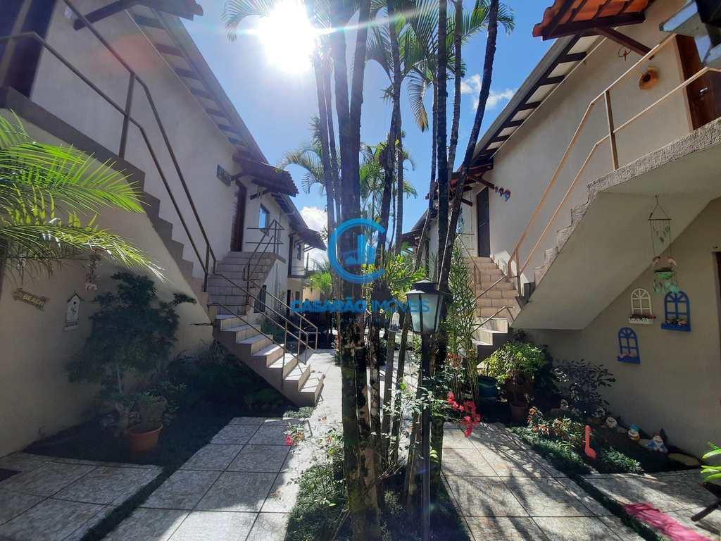 Casa de Condomínio em Caraguatatuba, no bairro Massaguaçu