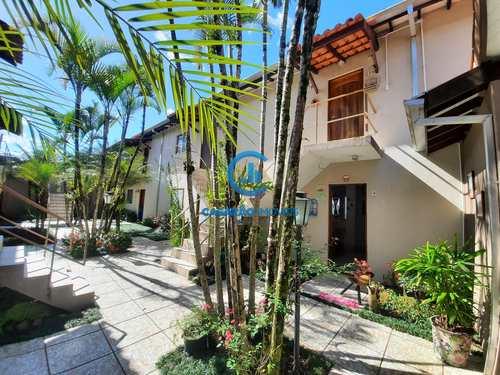 Casa de Condomínio, código 9212 em Caraguatatuba, bairro Massaguaçu