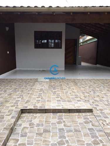 Casa, código 9213 em Caraguatatuba, bairro Martim de Sá