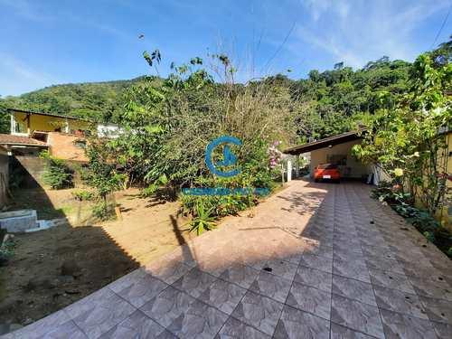 Casa, código 9215 em Caraguatatuba, bairro Canta Galo