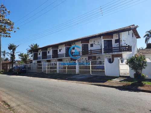 Sobrado de Condomínio, código 9216 em Caraguatatuba, bairro Jardim Porto Novo