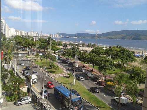 Apartamento, código 688 em Santos, bairro Boqueirão