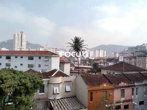Apartamento, código 1913 em Santos, bairro Gonzaga
