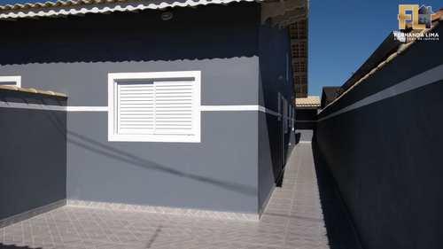 Casa, código 34301 em Mongaguá, bairro Balneário Plataforma