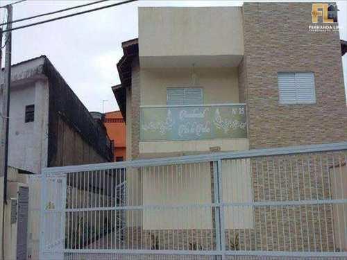 Sobrado, código 18901 em Mongaguá, bairro Pedreira
