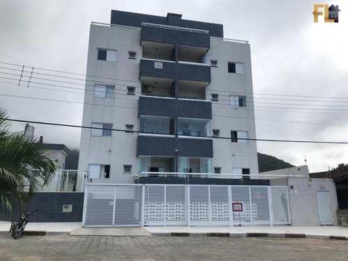 Apartamento, código 17901 em Mongaguá, bairro Pedreira