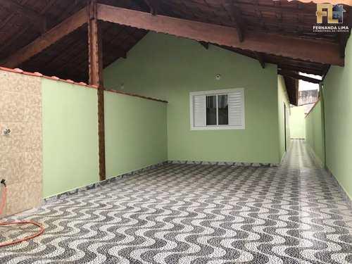 Casa, código 44969 em Mongaguá, bairro Agenor de Campos