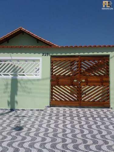 Casa, código 44973 em Mongaguá, bairro Jardim Leonor Jussara