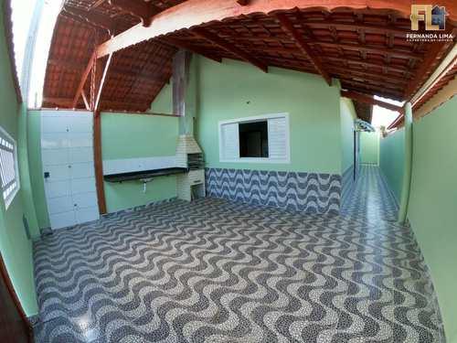 Casa, código 44983 em Mongaguá, bairro Agenor de Campos