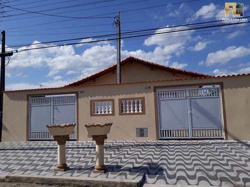 Casa, código 44984 em Mongaguá, bairro Agenor de Campos