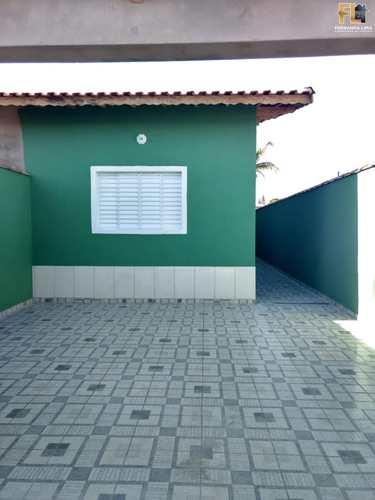 Casa, código 44985 em Itanhaém, bairro Verde Mar