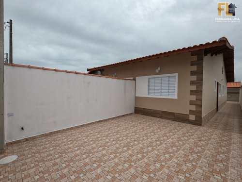 Casa, código 45001 em Mongaguá, bairro Jardim Leonor Jussara