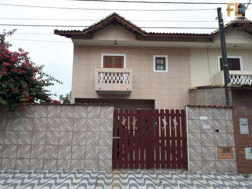 Casa, código 45010 em Mongaguá, bairro Nossa Senhora Fátima