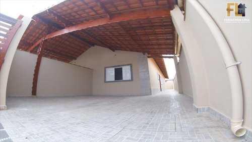 Casa, código 45012 em Mongaguá, bairro Flórida Mirim