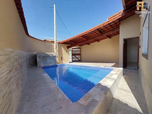 Casa, código 45013 em Mongaguá, bairro Flórida Mirim