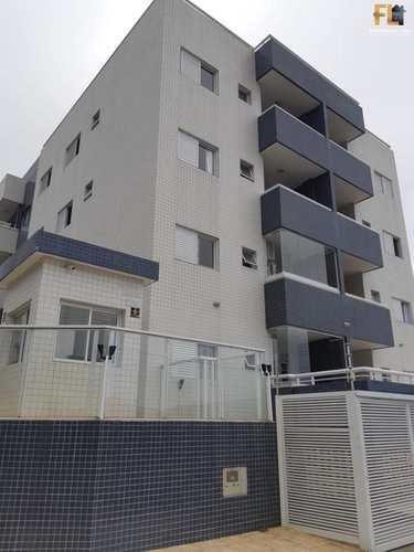 Apartamento, código 45015 em Mongaguá, bairro Pedreira