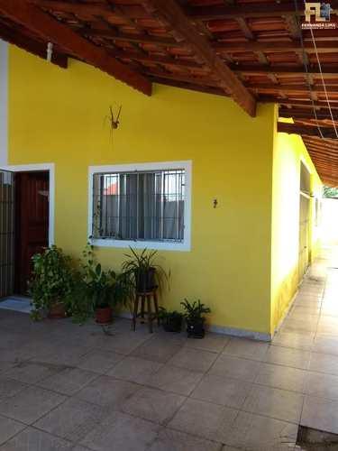 Casa, código 45034 em Mongaguá, bairro Jussara
