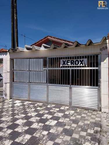 Casa, código 45035 em Mongaguá, bairro Vera Cruz