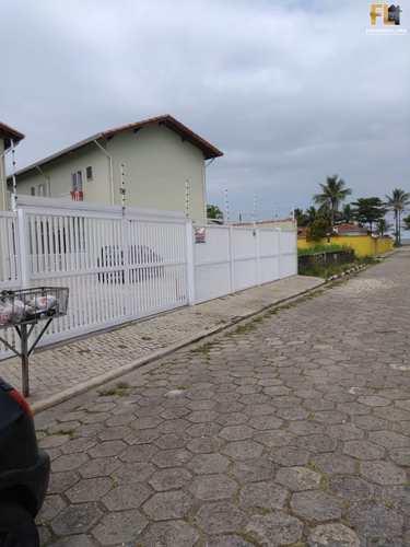 Casa de Condomínio, código 45037 em Mongaguá, bairro Vila Atlântica