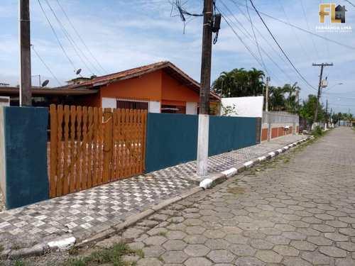 Casa, código 45043 em Mongaguá, bairro Vera Cruz