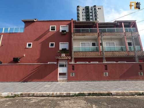 Casa de Condomínio, código 45052 em Praia Grande, bairro Flórida