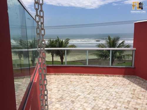 Casa de Condomínio, código 45057 em Praia Grande, bairro Flórida