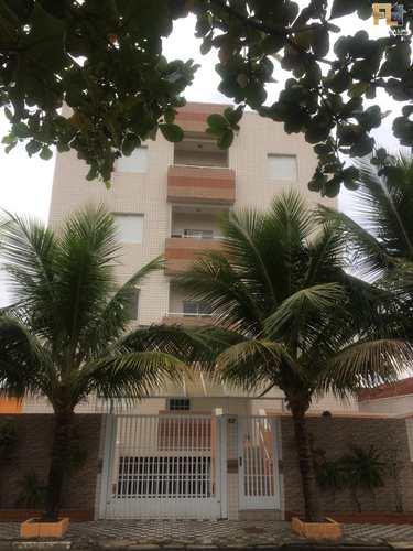 Apartamento, código 45064 em Mongaguá, bairro Jd Praia Grande