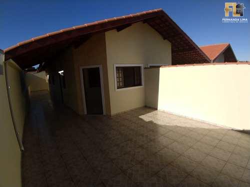 Casa, código 45074 em Itanhaém, bairro Nossa Senhora Sion