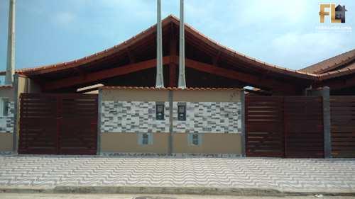 Casa, código 45079 em Mongaguá, bairro Balneário Flórida Mirim