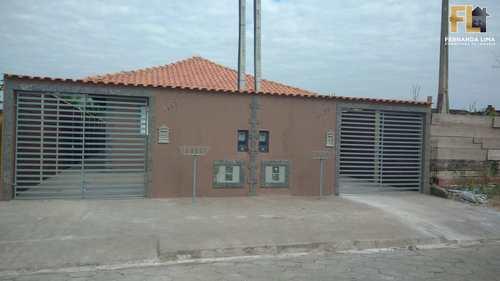 Casa, código 45082 em Mongaguá, bairro Jussara