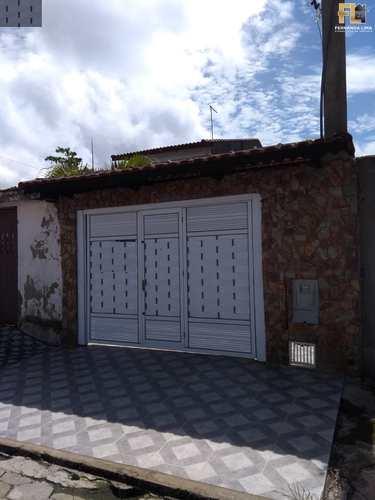 Casa, código 45087 em Mongaguá, bairro Jussara