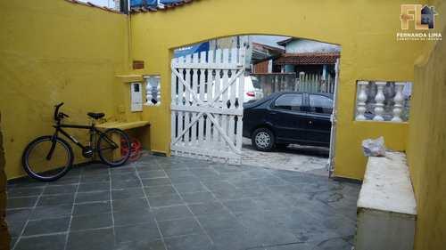 Casa, código 45089 em Mongaguá, bairro Vera Cruz