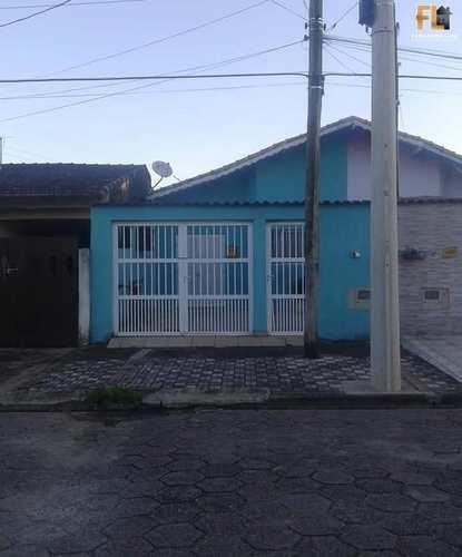 Casa, código 45096 em Mongaguá, bairro Jussara