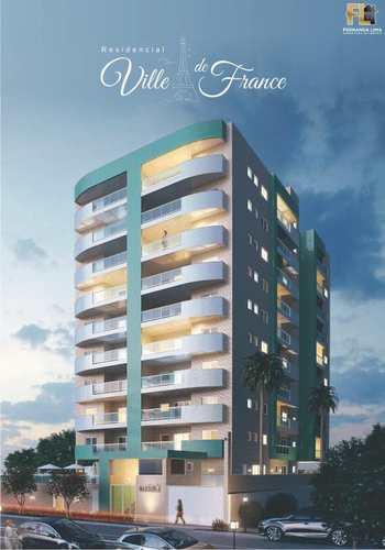 Apartamento, código 45114 em Itanhaém, bairro Centro