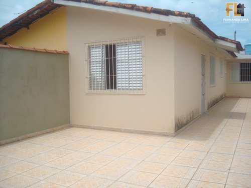 Casa, código 45117 em Mongaguá, bairro Vera Cruz